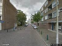 112 melding Ambulance naar Tholenstraat in Rotterdam