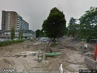 112 melding Besteld ambulance vervoer naar Haringvlietstraat in Dordrecht