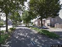 112 melding Ambulance naar Rivierensingel in Helmond