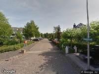 112 melding Besteld ambulance vervoer naar Bosveen in Ter Aar