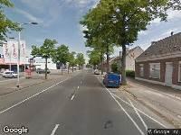 112 melding Ambulance naar Bosscheweg in Tilburg