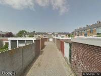 112 melding Ambulance naar Jan de Jongstraat in Den Helder