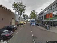 112 melding Brandweer naar Van Slingelandtstraat in Amsterdam vanwege een liftopsluiting
