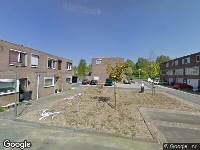 Brandweer naar Oosterdiep in Dordrecht