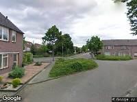 112 melding Ambulance naar Waalstraat in Helmond