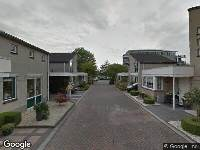 112 melding Ambulance naar Leeghwaterstraat in Ridderkerk