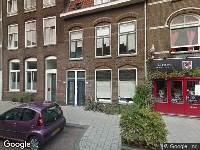 Ambulance naar Gansstraat in Utrecht