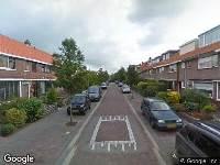 112 melding Ambulance naar Kwartellaan in Vlaardingen
