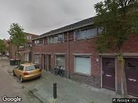 112 melding Ambulance naar Houtmanstraat in Tilburg
