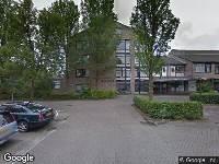 112 melding Brandweer naar Eestraat in Leeuwarden