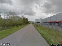 112 melding Traumahelikopter naar Vogelaarsweg in Dordrecht