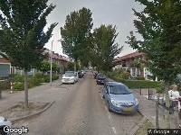 Ambulance naar Dr. van den Brinkstraat in Monster