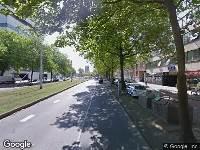 112 melding Ambulance naar Schiekade in Rotterdam