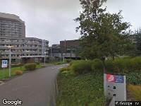 112 melding Brandweer naar Patentlaan in Rijswijk vanwege brand