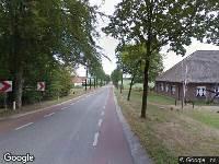 Brandweer en politie naar Hoenderloseweg in Arnhem