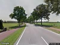 112 melding Ambulance naar Nijkerkerweg in Barneveld
