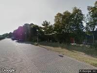 112 melding Brandweer naar Spoorstraat in 't Harde