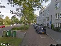 112 melding Brandweer naar Zomervaart in Haarlem