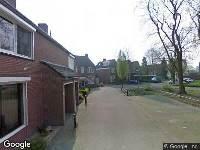 112 melding Brandweer naar Lavendelstraat in Weert