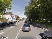 112 melding Ambulance naar Paviljoenslaan in Haarlem vanwege verkeersongeval