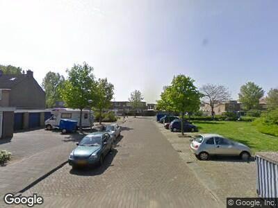 Ambulance naar Reitdiepstraat in Dordrecht
