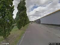 112 melding Brandweer naar Grenssteen in Breda