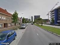 Ambulance naar Hart van Brabantlaan in Tilburg