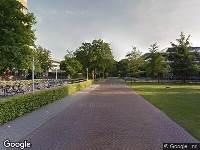 112 melding Brandweer naar Montessorilaan in Nijmegen vanwege brand
