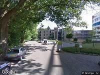 112 melding Ambulance naar Esperantolaan in Arnhem