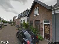 112 melding Ambulance naar Adriaan van Altenastraat in Dordrecht