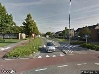 112 melding Politie naar Merwedelaan in 's-Hertogenbosch vanwege letsel