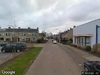 Ambulance naar Zwetstraat in Schermerhorn