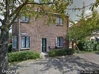 Ambulance naar Spaarnestraat in Utrecht