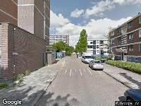 112 melding Brandweer naar Eikenstraat in Leeuwarden vanwege brand
