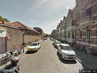 Ambulance naar Rotterdamsestraat in 's-Gravenhage
