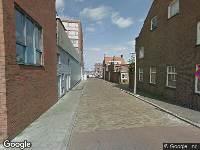 Brandweer naar Koppelstokstraat in 's-Gravenhage