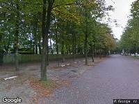 112 melding Ambulance naar Bredaseweg in Oosterhout