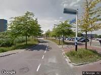 112 melding Brandweer naar Bahialaan in Rotterdam vanwege brand