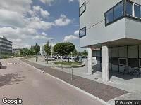 112 melding Brandweer naar Ebbehout in Zaandam