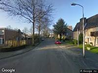 112 melding Ambulance naar Stotijnstraat in Tilburg