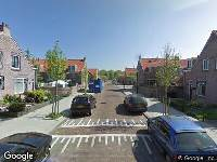 Traumahelikopter naar Westinghousestraat in Utrecht