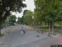 Ambulance naar Burgemeester Patijnlaan in 's-Gravenhage