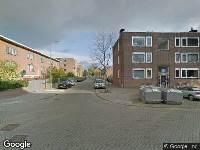 Ambulance naar Geertruidenbergstraat in Rotterdam