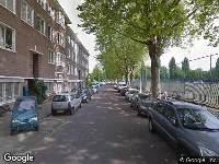 Politie naar Olympiaplein in Amsterdam vanwege letsel