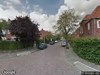 112 melding Brandweer naar Robert Kochstraat in Leeuwarden vanwege een liftopsluiting