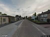 112 melding Ambulance naar De Hoef in Nistelrode