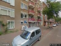 112 melding Brandweer naar Palembangstraat in Amsterdam