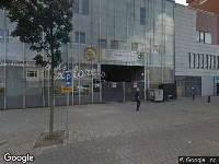 Politie naar Vondellaan in Utrecht vanwege aanrijding met letsel