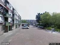 112 melding Ambulance naar Van der Hooplaan in Amstelveen