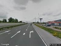 Brandweer naar Fahrenheitweg in Leeuwarden vanwege reinigen van het wegdek